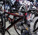 Велосипед kms 26 MD чёрный 18 рама. арт 581
